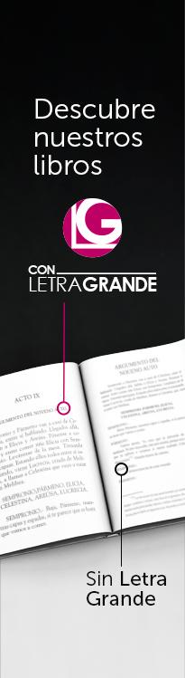 ¡Ediciones Letra Grande hace literatura para todos!